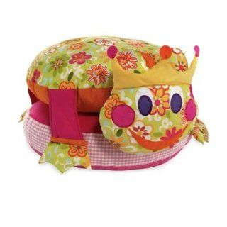 Pouf Cushion   Frog Prince: Toys & Games