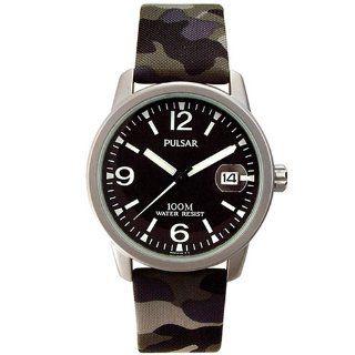 Pulsar Men's PXH221 Watch at  Men's Watch store.