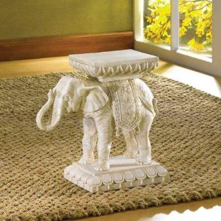Lucky Elephant Interior Decorative Plant Planter Stand   Home Decor Products