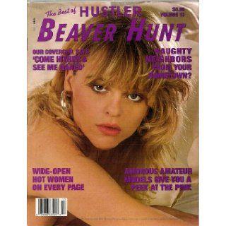 HUSTLER BEST OF BEAVER HUNT 1993 VOLUME 13 Books