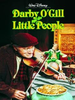 Darby O' Gill And The Little People: Albert Sharpe, Janet Munro, Sean Connery, Jimmy O'Dea:  Instant Video