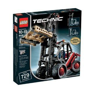 LEGO Technic Forklift: Toys & Games