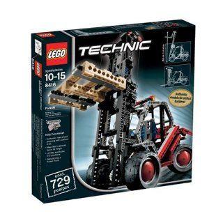 LEGO Technic Forklift: Toys & Games