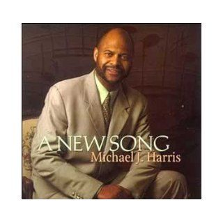 A New Song (Audio CD): Michael J. Harris: Books