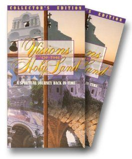 Visions of Holyland [VHS] Visions of the Holy Land Movies & TV
