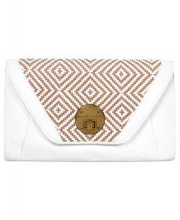 Elliott Lucca Handbag, Bali 89 Cordoba Leather Clutch   Handbags & Accessories