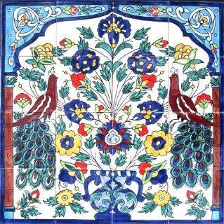 handmade ceramic tiles taino caribbean art decoration 5 decorative ceramic tile tile murals moroccan tiles