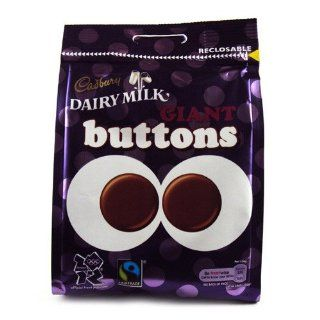 Dairy Milk Giant Buttons 175g  Chocolate Assortments And Samplers  Grocery & Gourmet Food