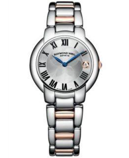 RAYMOND WEIL Womens Swiss Jasmine Stainless Steel Bracelet Watch 29mm 5229 ST 00659   Watches   Jewelry & Watches