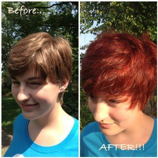 DEEP / DARK RED Henna Hair Color / Dye 100 Grams   The Henna Guys� : Radiant Red Henna : Beauty