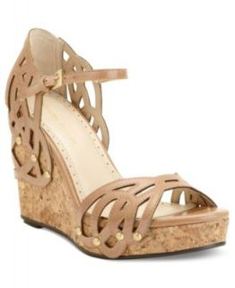 Clarks Artisan Womens Amelia Avery Platform Wedge Sandals   Shoes