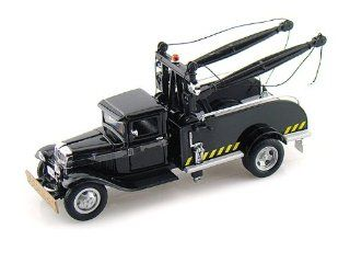 1934 Ford BB 157 Tow Truck 1/43 Black Toys & Games