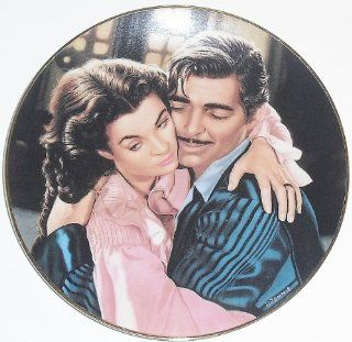 Nightmare Collectors Plate #18298A (The Passions of Scarlett O'Hara Collection   Gone With The Wind Series)  Commemorative Plates