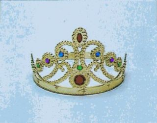 Queen S Crown   Gold: Clothing
