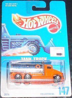 Hotwheels # 147 Unocal 76 Tank Truck Toys & Games