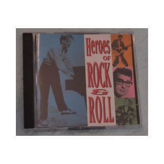 Heroes of Rock & Roll (Audio CD   2 disc set) Compilation Books