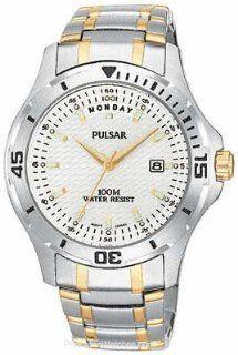 Pulsar Men's Bracelet watch #PVM025 Watches