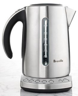Breville BKE820XL Tea Kettle, Variable Temperature Electric   Coffee, Tea & Espresso   Kitchen