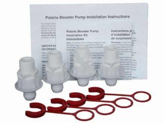 Polaris Booster Pump 4pk Softube Quick Connects P 133 P133 : Swimming Pool Pump Parts : Patio, Lawn & Garden