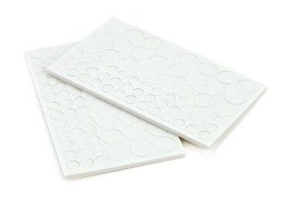 EK tools Adhesive Circles Foam Dots, 125 Inch, New Package