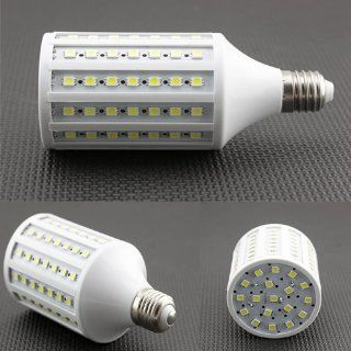 E27 20W 220V 1530LM 102LED 5050 SMD Warm White Corn Lamp Light: Electronics