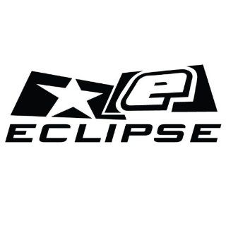 Planet Eclipse Logo Tattoo   5 Pack   Black : Paintball Equipment : Sports & Outdoors