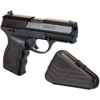 Crosman Pro 77 Semi Auto Blowback Air Pistol, .177 BB Pistol, CO2 Powered Air Pistol, Semi Auto BB Gun