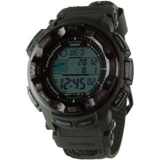 Casio Protrek PRW2500B 3 Altimeter Watch