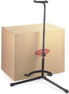 Stagg SG 50BK Tripod Guitar Stand with Folding Legs   Black: Musical Instruments