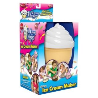 As Seen On TV Manual Ice Cream Maker Colors May
