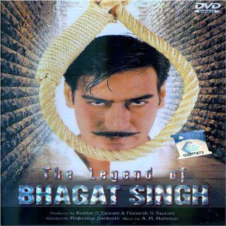 The Legend of Bhagat Singh Jonathan Ryan, Raj Babbar, Farida Jalal, Rajkumar Santoshi, Ajay Devgan, Sushant Singh, Amrita Rao, Akhilendra Mishra, Mukesh Twari, Gil Alon Movies & TV