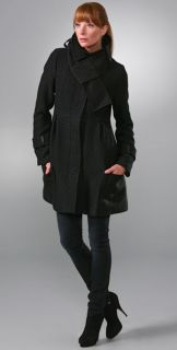 Mackage Sasha Scarf Coat