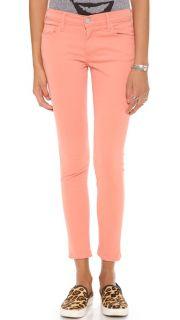True Religion Chrissy Mid Rise Super Skinny Jeans