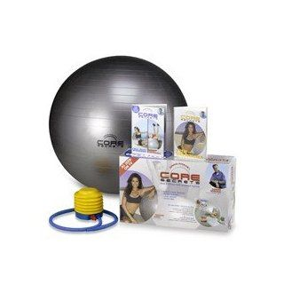 Gunnar Peterson's Core Secrets DVD & Fitness Ball Workout System : Exercise And Fitness Video Recordings : Sports & Outdoors