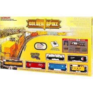 Bachmann Golden Spike Train Set, Bachmann Electric Train Set, Children?s Train Set