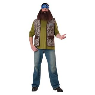 Mens Duck Dynasty Willie   One Size Fits Most