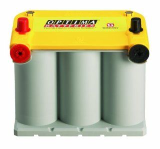 Optima 8042 218 FFP YellowTop Group 75/25 Deep Cycle Battery Automotive