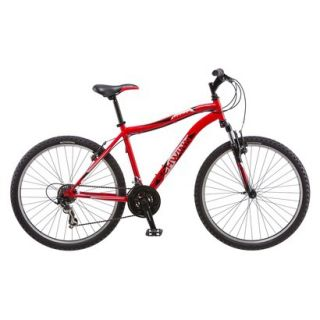 Schwinn Mens Ranger  26 Mountain Bike  Red
