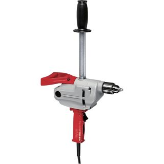 Milwaukee Spade Handle Drill — 1/2in., 7 Amp, Model# 1660-6  Corded Drills