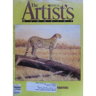 The Artist's Magazine, September 1990 (Volume 7, Number 9) Michael Ward Books