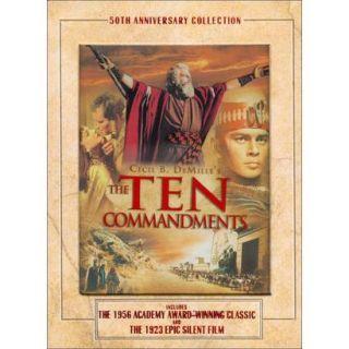 The Ten Commandments (50th Anniversary Collectio