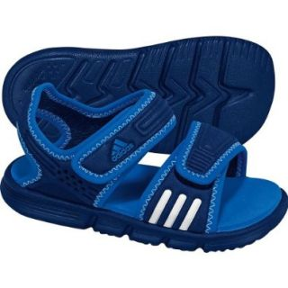 adidas AKWAH 7 INFANT U43947 Unisex   Erwachsene Sportschuh, Blau 26 EU: Schuhe & Handtaschen