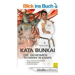 Kata Bunkai: Die geheimen Techniken im Karate eBook: Helmut Kogel: Kindle Shop