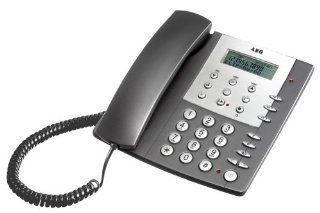 AEG Milano 45 Telefon mit Anrufbeantworter Elektronik