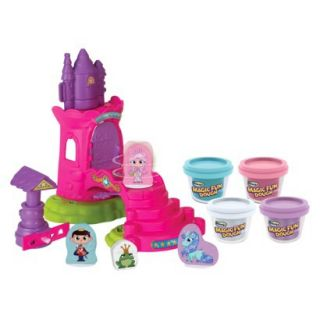Rose Art Magic Fun Dough Princess and Ponies Kit