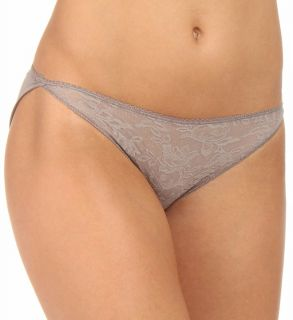 Naomi & Nicole A1052 Wonderful Edge Lace Front Bikini Panty