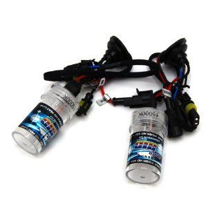 DEDC New 1 pair 35w 9007 5000K HID Xenon Lights Replacement Bulbs HID lights Automotive