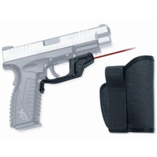 Crimson Trace Springfield Armory XD and XD(M) Laserguard with IWB Holster 613247