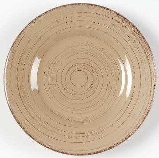 Tag Ltd Sonoma Tan Salad Plate, Fine China Dinnerware: Kitchen & Dining
