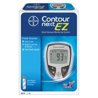 Bayer Contour® Next EZ Blood Glucose Monitor